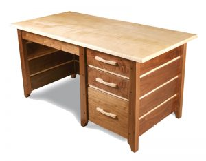 desk woodworking plans