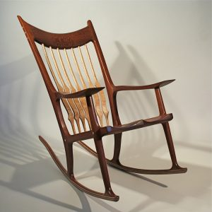 rocking chair woodworking plans