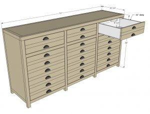 cabinet woodworking plans