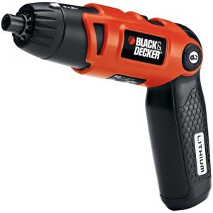 Black & Decker LI2000 3.6-Volt 3 Position Rechargeable Screwdriver