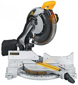 DEWALT Compound Miter Saw DW715 15 Amp 12 Inch Single Bevel