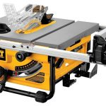 Dewalt Table Saw: Good Friend for Carpenter