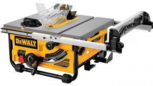 Dewalt table saw - DEWALT DW745 10 Inch Compact Job Site Table Saw