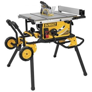 Best Portable Table Saw - DEWALT DWE7491RS 10 Inch Jobsite Table Saw