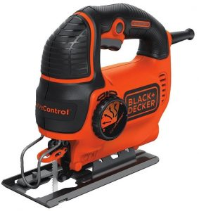 Black and Decker Jigsaw BDEJS600C 5.0 Amp