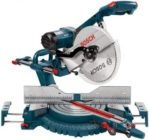 Bosch 5312 12 Inch Dual Bevel Sliding Compound Miter Saw