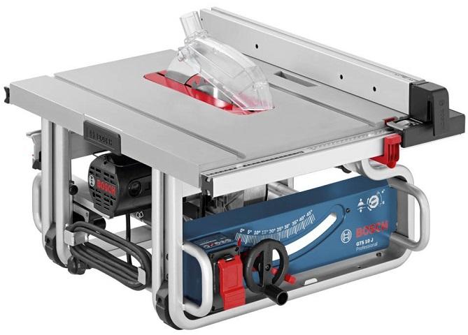 Bosch GTS1031 10 Inch Portable Jobsite Table Saw