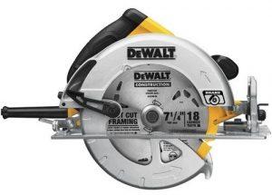 DEWALT DWE575SB 7.5 Inch Lightweight Circular Saw