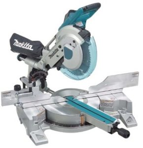 Makita LS1016L 10 Inch Dual Slide Compound Miter Saw with Laser
