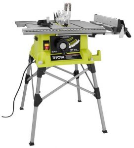 Ryobi RTS21G 10 inch Portable Table Saw