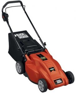Black & Decker CM1836 Cordless Electric Lawn Mower