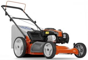 Husqvarna lawn mower reviews - Husqvarna 5521P Push Lawn Mower