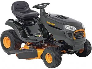 Poulan Pro 960420182 Briggs 15.5 HP Automatic Hydrostatic Transmission Drive Riding Mower