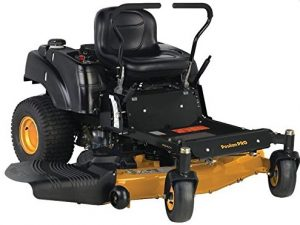 Poulan Pro 967331001 P54ZX Briggs V-Twin Riding Mower