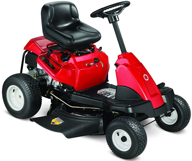 Troy-Bilt 420cc OHV 30 Inch Premium Neighborhood Riding Lawn Mower - Rriding lawn mower reviews