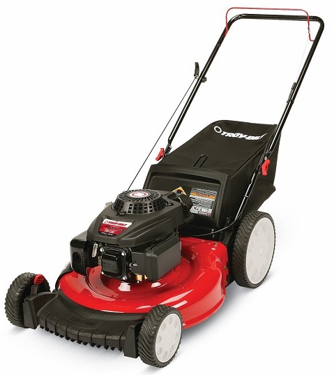 Troy Bilt lawn mower reviews - Troy-Bilt TB120 High Wheel Push Lawn Mower