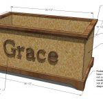 The Ideas for Toy Chest Woodworking Plans