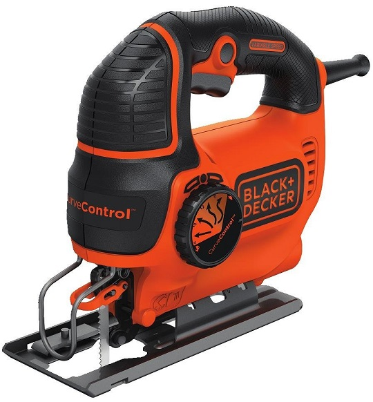 BLACK+DECKER BDEJS600C 5.0-Amp Jig Saw Reviews