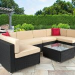 The Cheap Rattan Garden Furniture with Good Durability