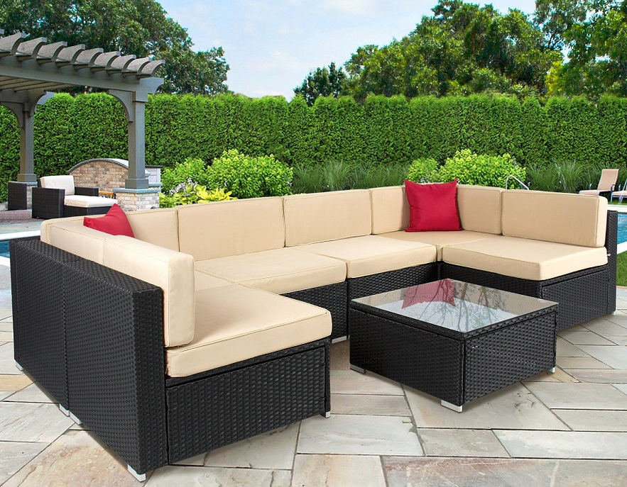3 Best Cheap Rattan Garden Furniture With Good Durability