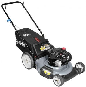 Craftsman 37430 21 Inch 140cc Briggs and Stratton Gas Powered 3 in 1 Push Lawn Mower