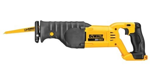 DEWALT Reciprocating Saw Bare Tool DCS380B 20-Volt Max Li-Ion