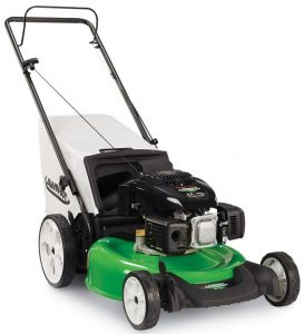 Electric lawn mower vs gas - Lawn-Boy 10730 Kohler XT6 OHV High Wheel Push Gas Lawn Mower