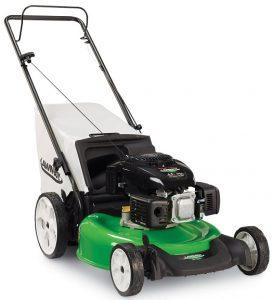 Electric lawn mower vs gas - Lawn-Boy 10730 Kohler XT6 OHV High Wheel Push Gas Lawn Mower