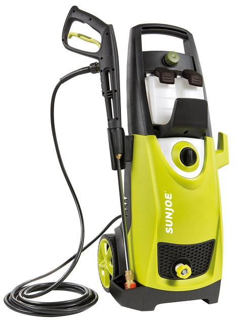 Sun Joe SPX3000 2030 PSI 1.76 GPM Electric Pressure Washer
