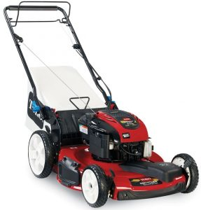 TORO 22 inches Variable Speed Self-Propelled Walk-Behind Gas Lawn Mower - 20339