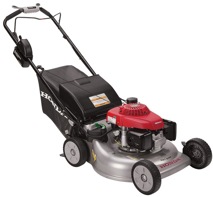 Toro VS Honda Lawn Mowers - Honda 21 3 in 1 Self Propelled Self Charging Electric Start Lawn Mower