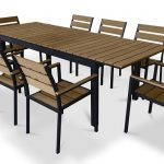 The Best Of 9 Pieces Outdoor Dining Set That You Can Choose