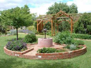 herb garden plans