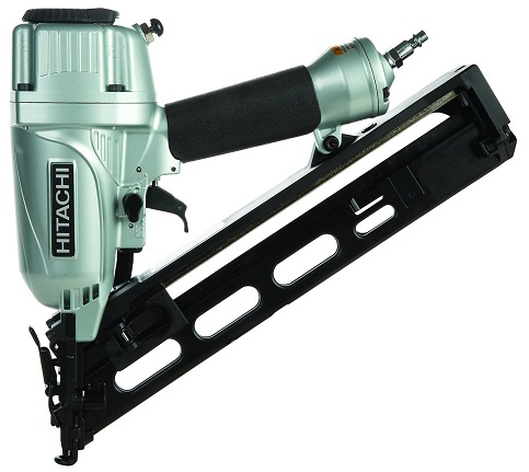 Hitachi NT65MA4 Finish Nailer - Finish nailer reviews