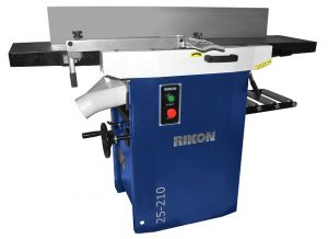 RIKON Power Tools 25-210H 12-Inch Planer Jointer with Helical Head