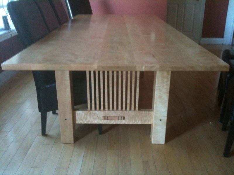 Dining Room Table Woodworking Plans With Rustic Inspiration