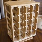 Woodworking Wine Rack Plans as the Solution for Your Interior Organization
