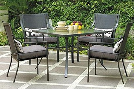 Top 3 Modern Patio Furniture Dining Sets for Brighter Decoration