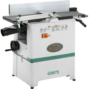 Grizzly G0675 Jointer Planer Combo, 10 Inch