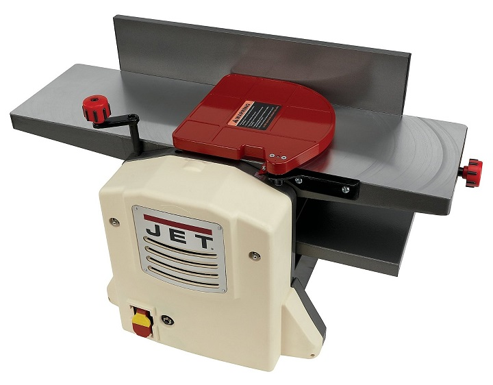 Jet JJP-8BT 8-Inch Bench Top Jointer VS Planer