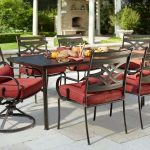 Modern Patio Furniture Dining Sets for Brighter Decoration