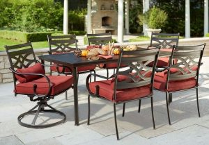 Patio Furniture Dining Sets - Middletown 7 Piece Patio Dining Set